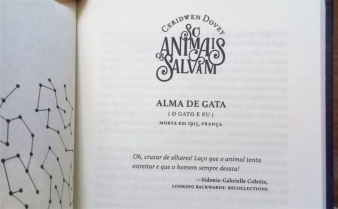 Resenha - Só os Animais Salvam