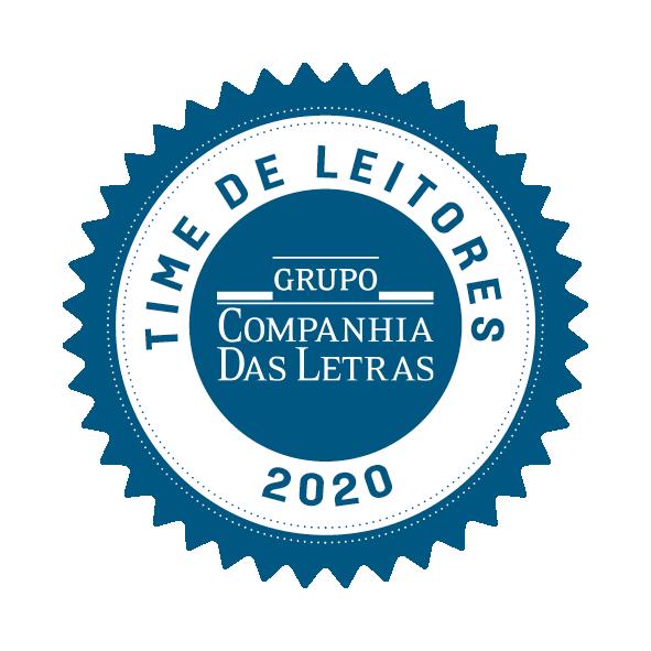 Blog pertencente ao time de leitores da editora Companhia das Letras de 2020.