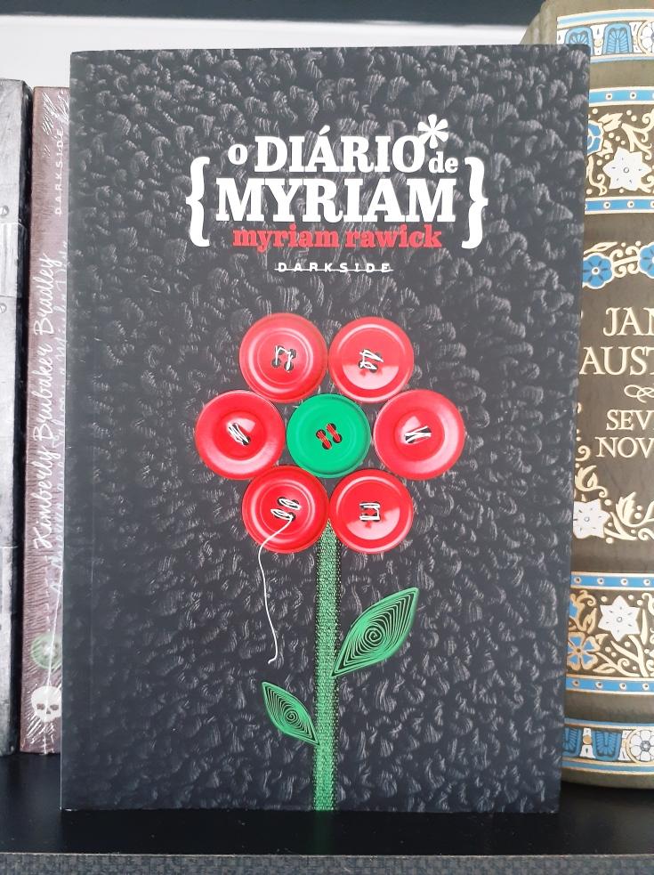 8 livros para ler no 8 de março - O Diário de Myriam