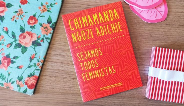 8 livros para ler no 8 de março - Sejamos todos Feministas