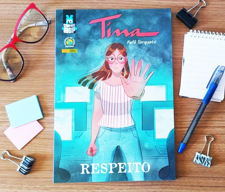 8 livros para ler no 8 de março - Tina: Respeito