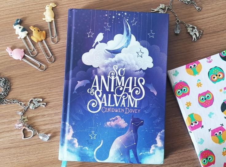 Tag Chocolates Literários - Só os Animais Salvam