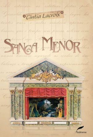 Capa do livro Sanga Menor
