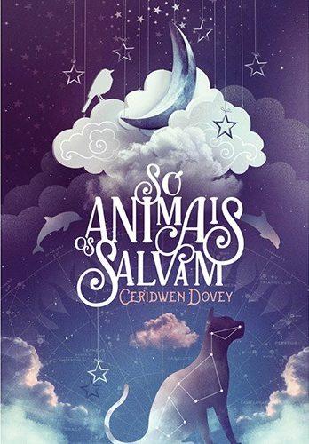 Capa do livro Só os Animais Salvam
