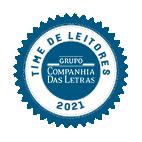 Selo Time de Leitores Companhia das Letras 2021